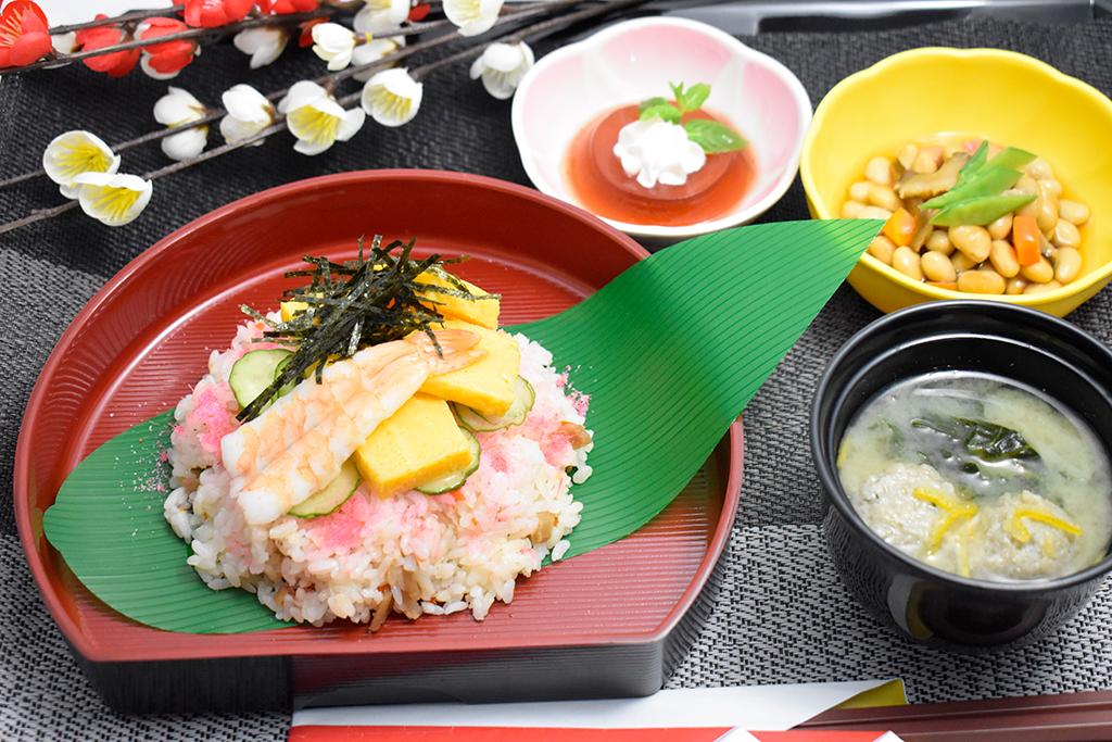 病院・介護施設様向け<br> 介護食・行事食・減塩メニューのレシピ!